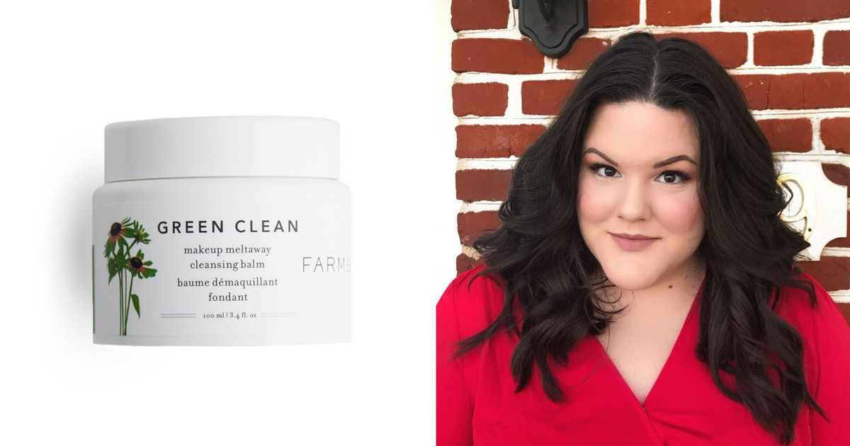 Farmacy Beauty's Green Clean Cleansing Balm Now Comes In A Jumbo Size