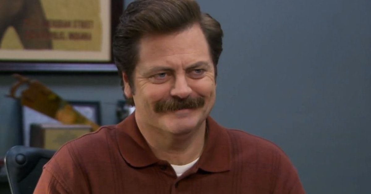 6 Ron Swanson Halloween 2019 Costume Essentials, Because It's More Than A Mustache