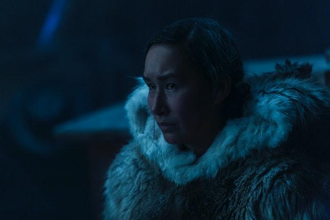 Nive Nielsen as Lady Silence in The Terror Season 1