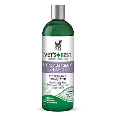 Vet's Best Hypo-Allergenic Shampoo For Dogs (16 Oz.)