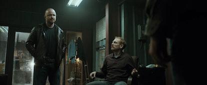 Aaron Paul as Jesse Pinkman in 'El Camino: A Breaking Bad Movie'