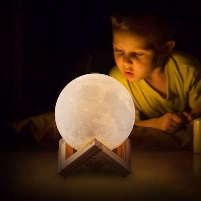 Space Lamp Moon Lamp