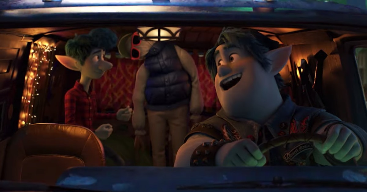 New Trailer For Pixar's 'Onward' Teases Ian & Barley's Quirky Quest — VIDEO
