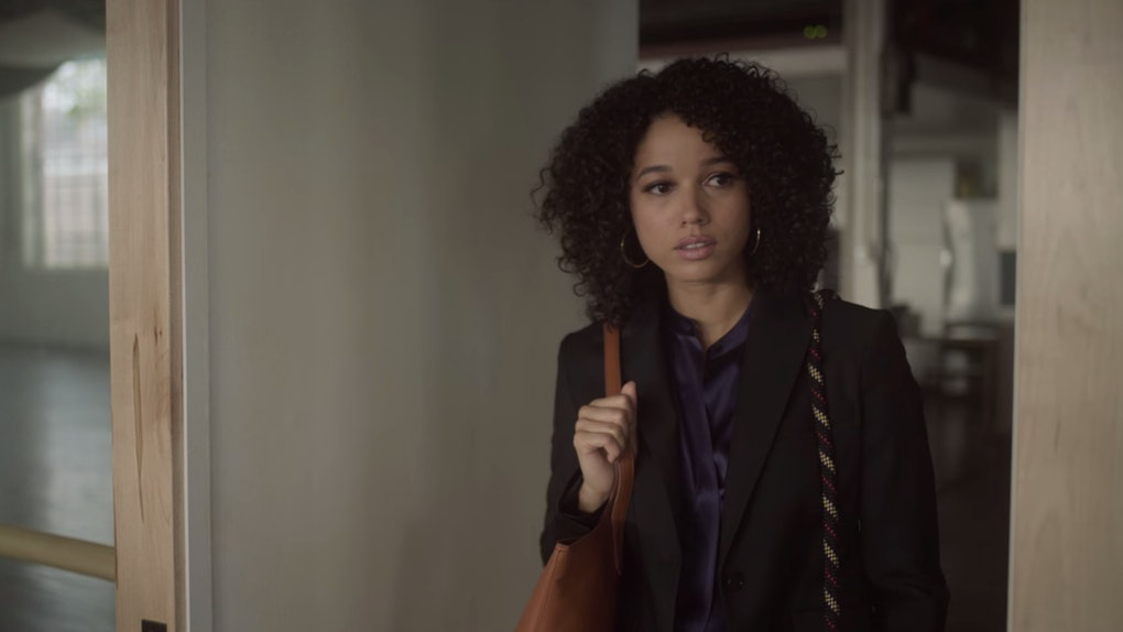 'Raising Dion' star Alisha Wainwright