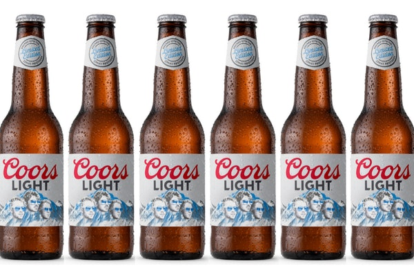 Here's where to get the Jonas Brothers' Coors Light bottles to celebrate their reunion.