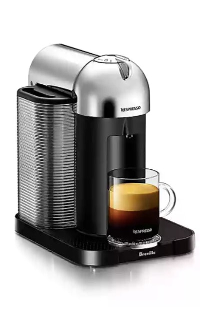 Nespresso by Breville VertuoLine Coffee and Espresso Maker