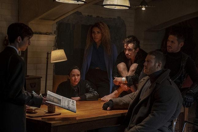 'The Umbrella Academy' on Netflix