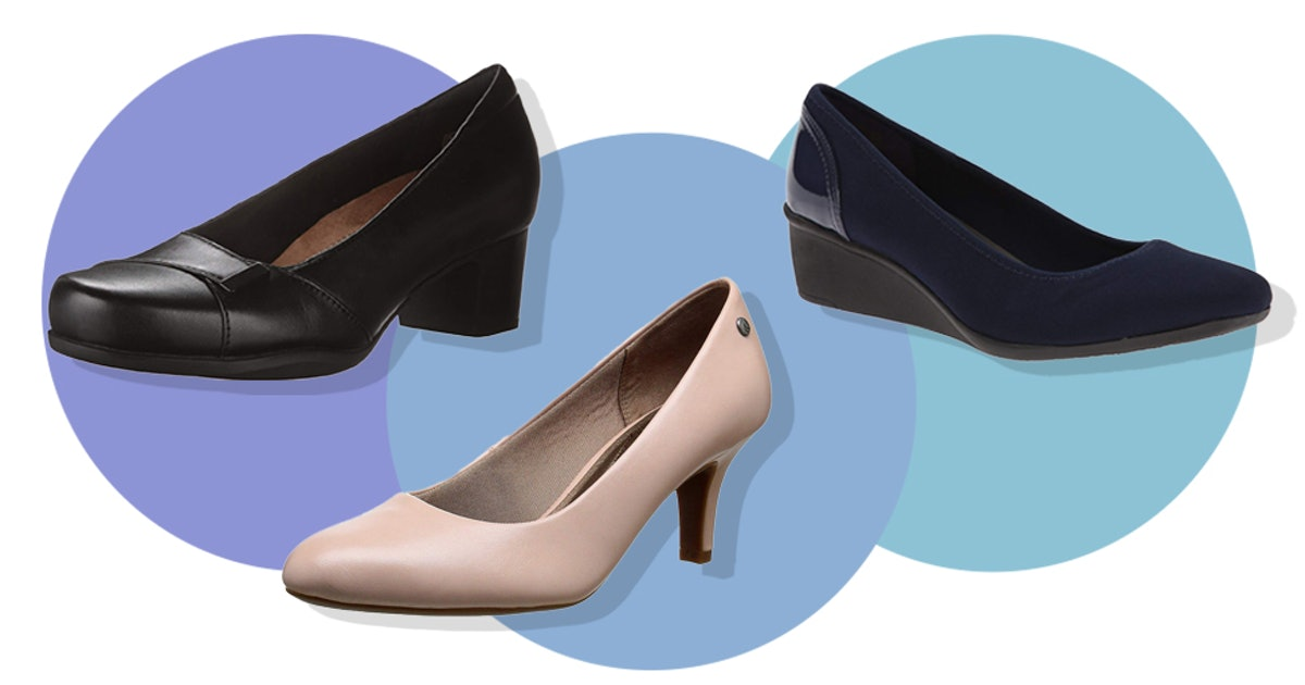 The 6 Comfortable Heels For Work
