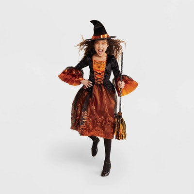 Hyde & EEK! Boutique™ Girls' Royal Witch Deluxe Halloween Costume