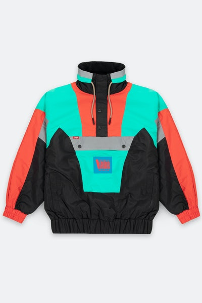 Wrangler Value Popover Jacket