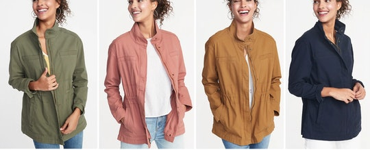 Old Navy's Scout Utility Jacket in multiple colors