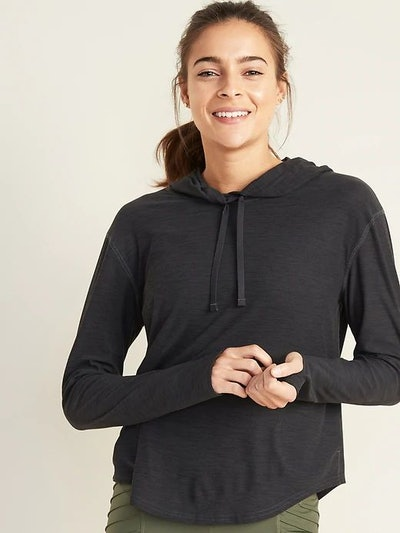 Old Navy Breathe ON Pullover Hoodie for Women