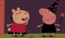Peppa Pig In Her Halloween Special