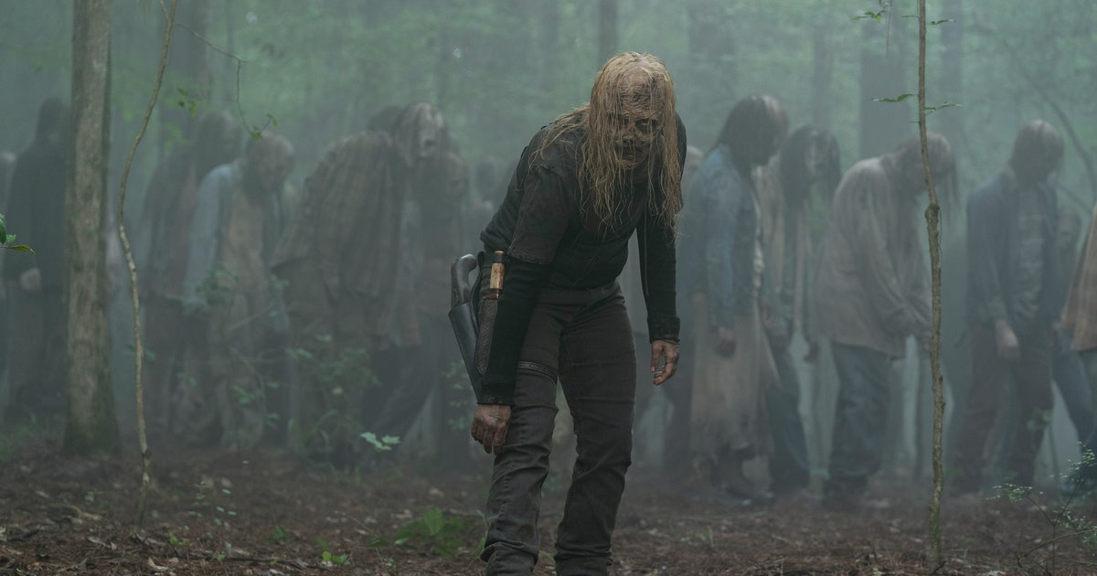 The Whisperer's Chant On 'The Walking Dead' Solidifies Alpha & Beta's Commitment