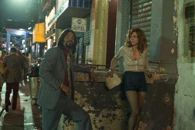Method Man and Maggie Gyllenhaal star on HBO's steamy show about porn 'The Deuce'