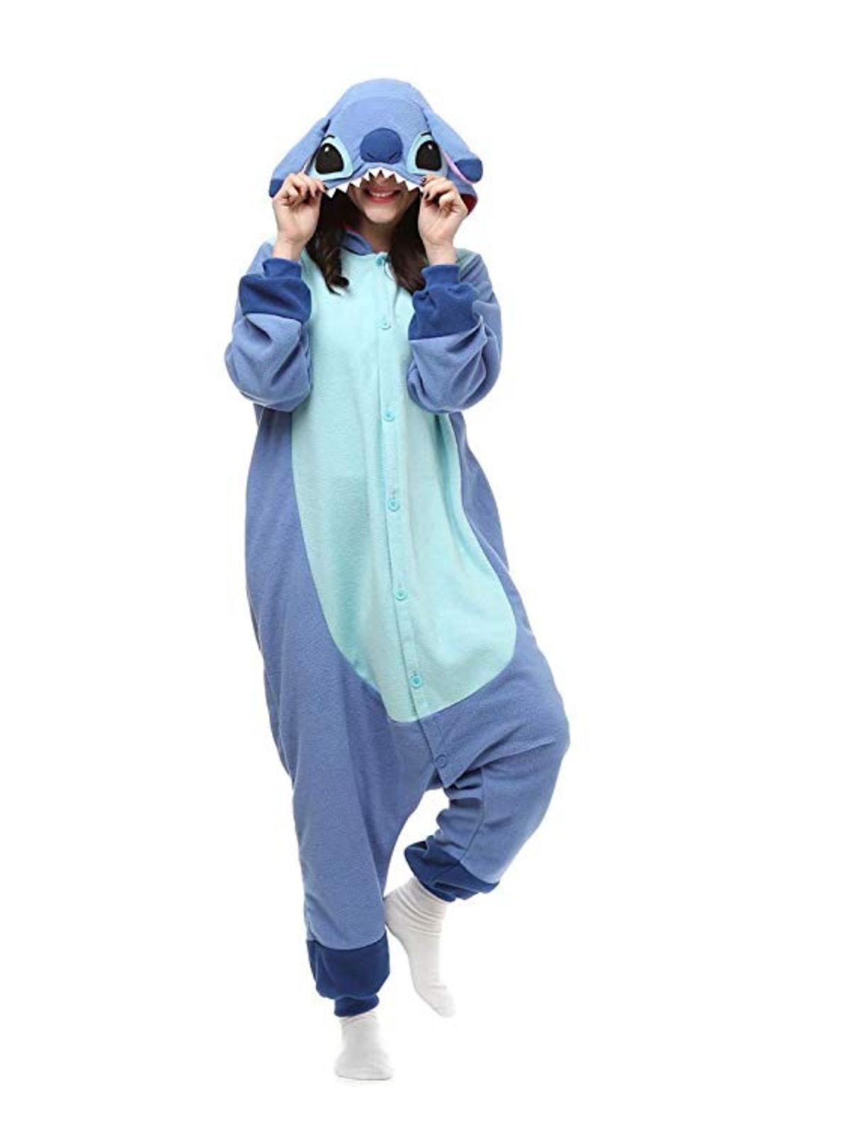 Adult Onesie Pajamas Stitch