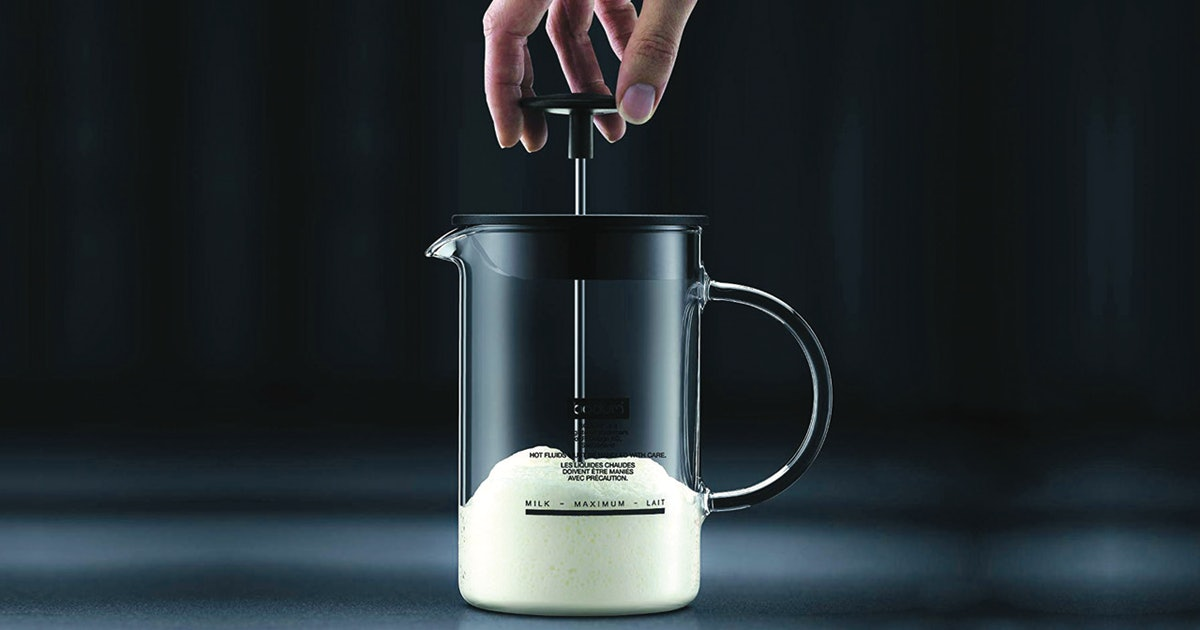 The 4 Best Milk Frother For Almond Milk
