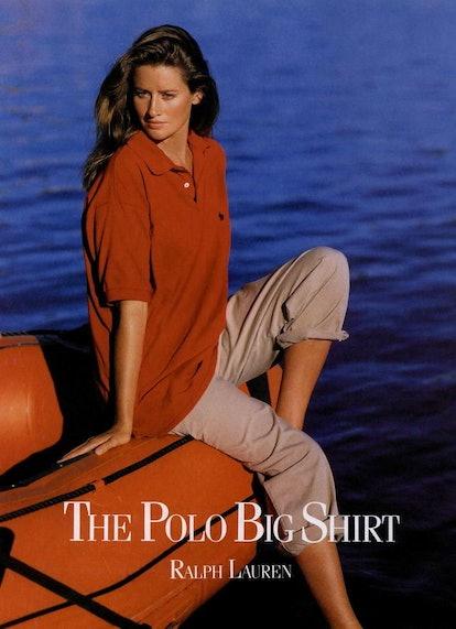 Ralph Lauren 1991 polo shirt