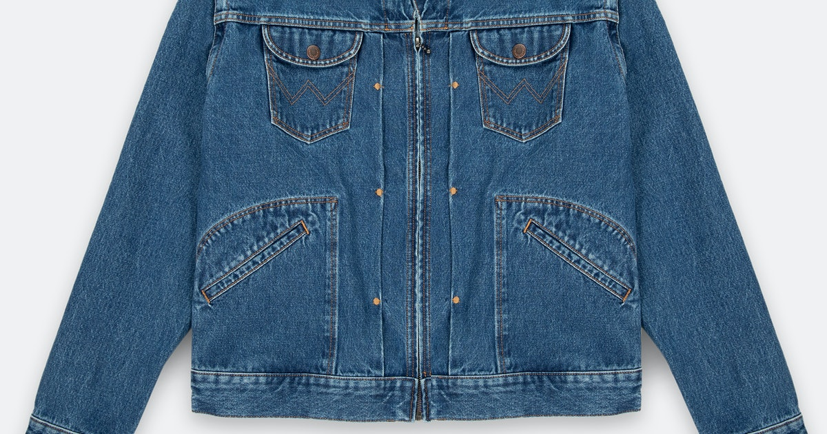 The Opening Ceremony x Wrangler Value Collection Is Nostalgic AF With Overalls & Zip-Off Jeans