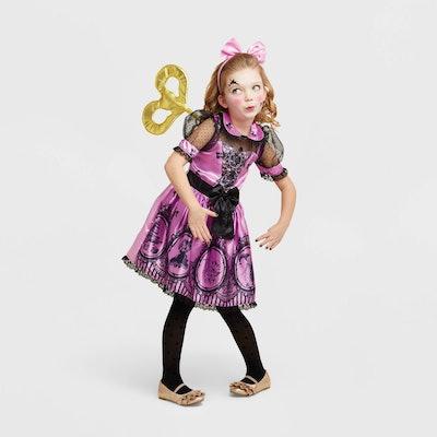 Hyde & EEK! Boutique™ Girls' Cracked Doll Halloween Costume