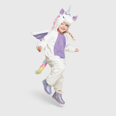 Hyde & EEK! Boutique™ Toddler Plush Unicorn Halloween Costume