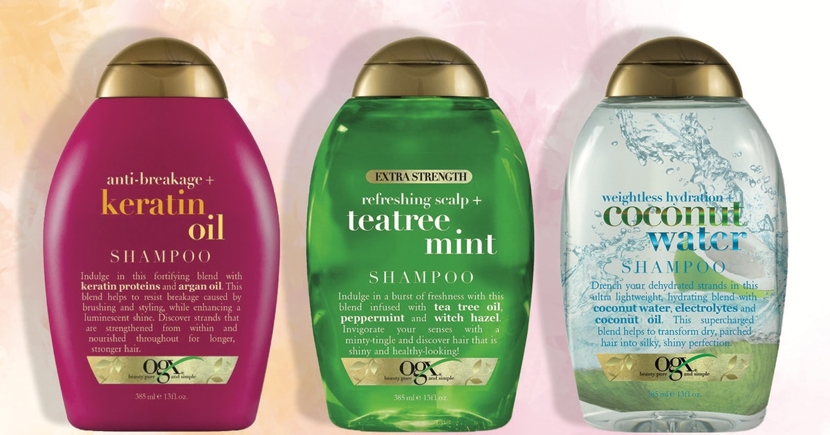 The 6 Best OGX Shampoos