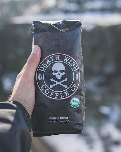 Death Wish Coffee Co. Ground Coffee