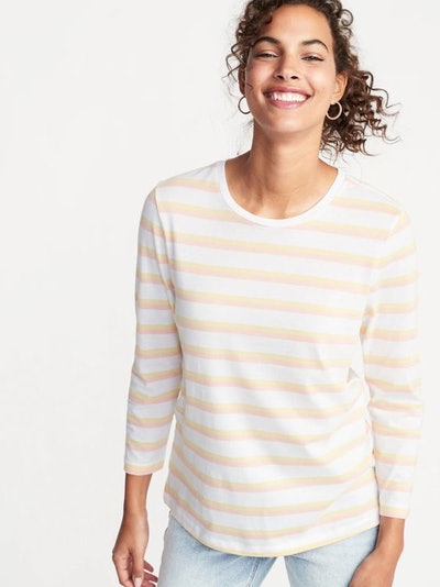 Old Navy Relaxed Striped Tee