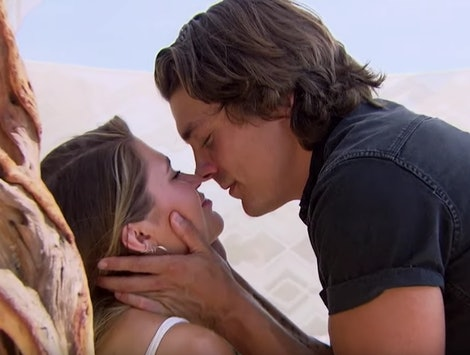 'Bachelor In Paradise' star Caelynn shared how Dean is making her more adventurous