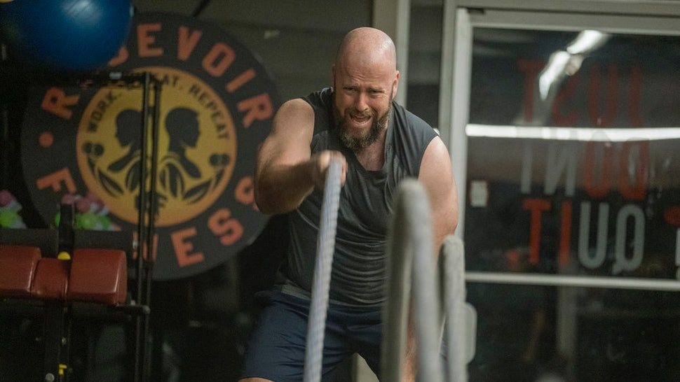 Toby's working out may cause a rift on 'This Is Us.'