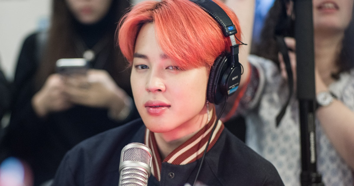 BTS' Tweets For Jimin's 24th Birthday Are The Perfect Blend Of Silly & Sweet
