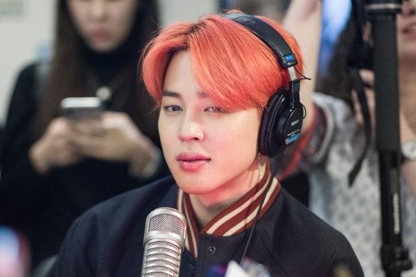 Park Jimin from BTS