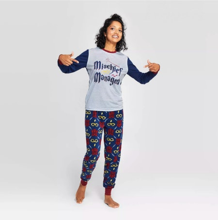 Target Holiday Harry Potter Pajamas