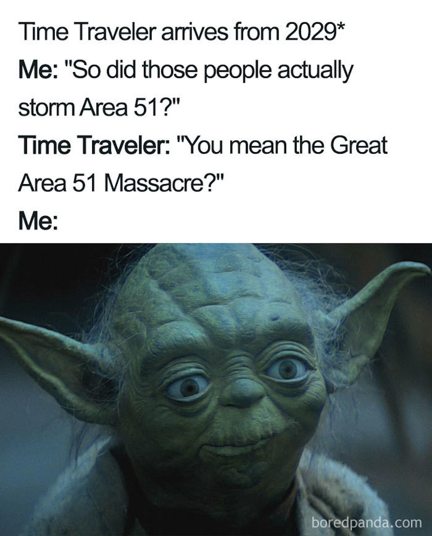 Area 51 Meme Halloween Costumes