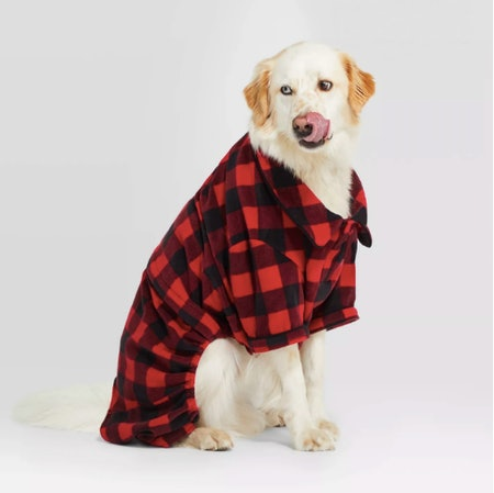 Target Buffalo Check Pet Pajamas
