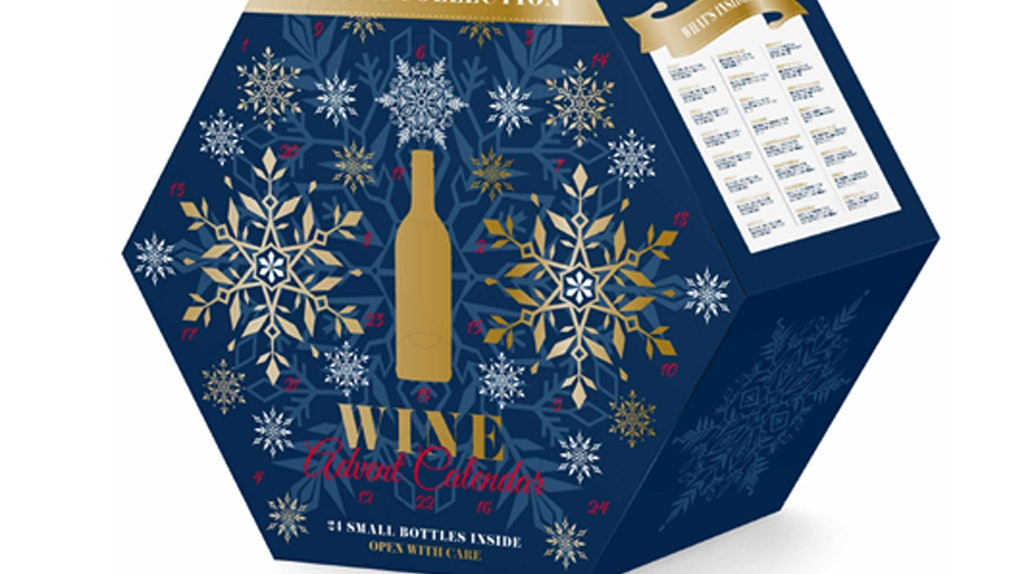 Aldi's 2019 Wine Advent Calendar is the perfect boozy countdown.