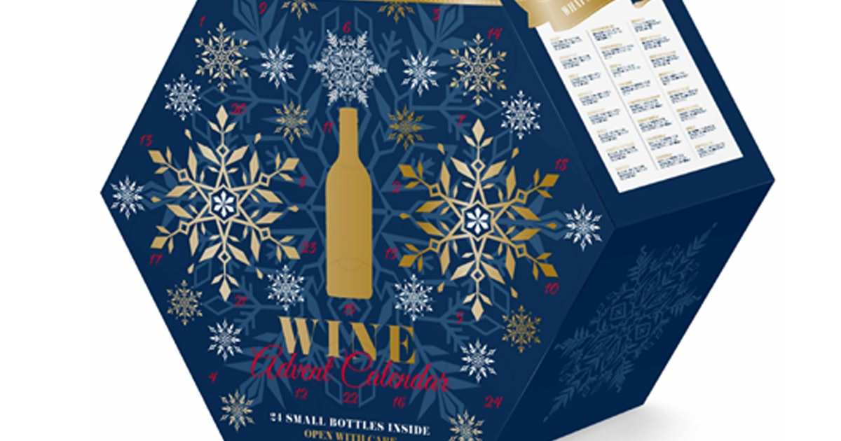 Aldi's 2019 Wine Advent Calendar Is The Perfect Way To Celebrate The Holidays