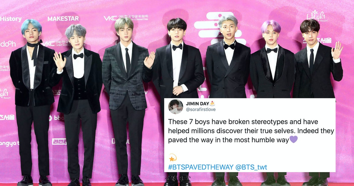 These #BTSPavedTheWay Tweets Highlight All Of BTS' Biggest Accomplishments
