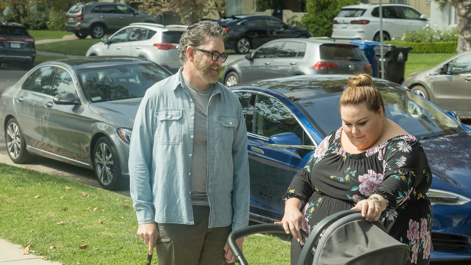 Timothy Omundson guest starred on This Is Us alongside Chrissy Metz.