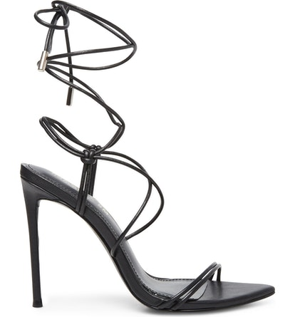 Badgirl Ankle Wrap Stiletto Sandal