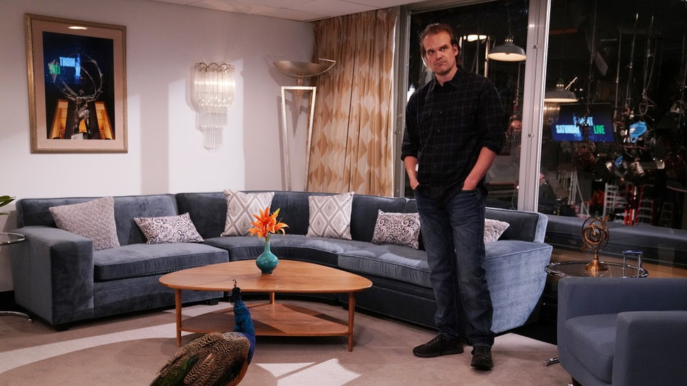 David Harbour hosts Saturday Night Live