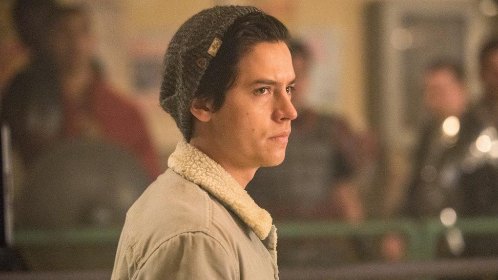 Cole Sprouse as Jughead Jones in 'Riverdale'