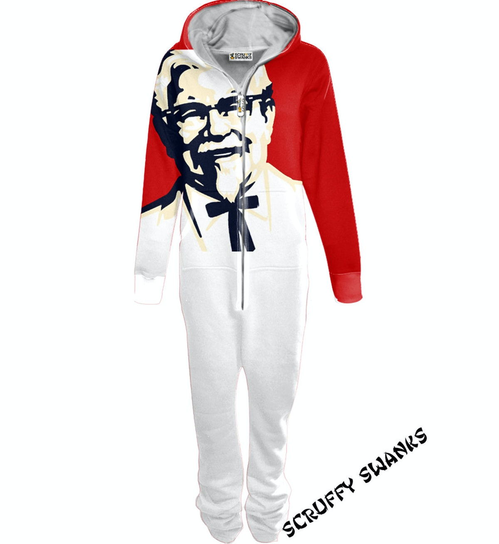 Colonel KFC Onesie
