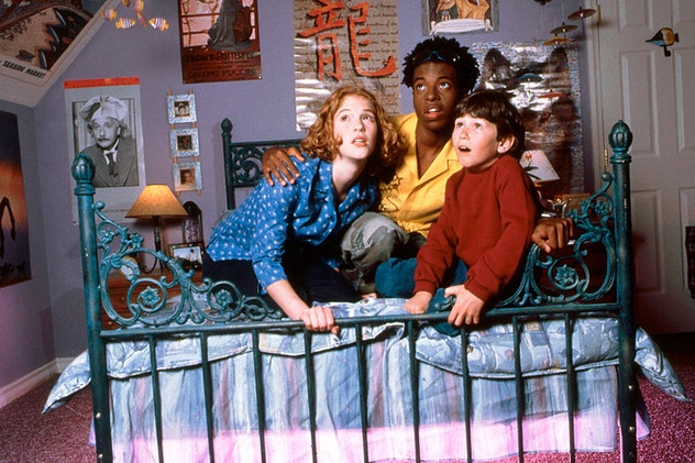 Disney Channel Original Movie Don't Look Under The Bed