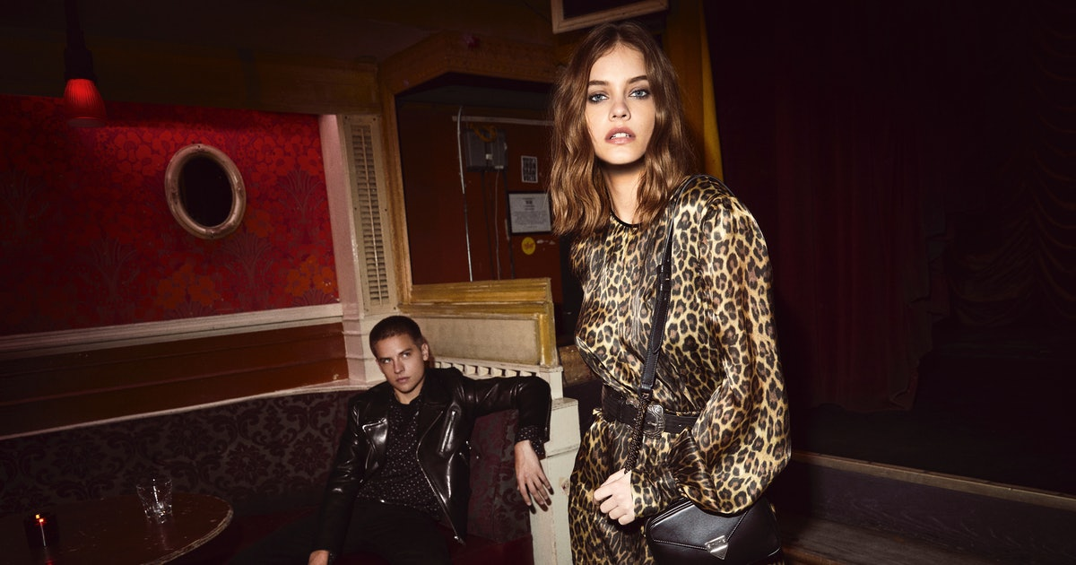 The Barbara By The Kooples Bag Just Launched & It's Inspired By Vintage Cosmetics' Cases