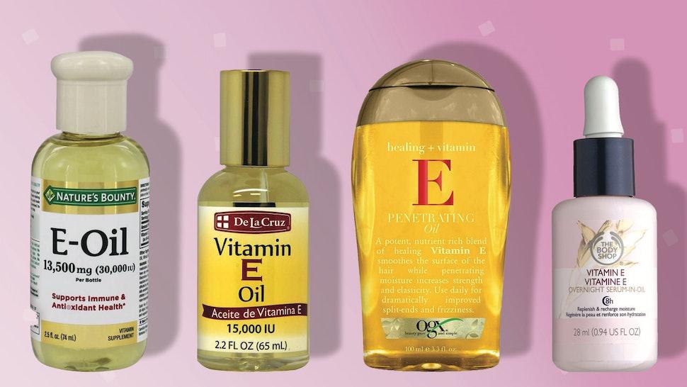 The 6 Best Vitamin E Oils