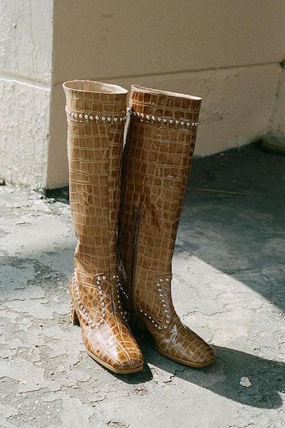 Kiki Boot, Desert Croc