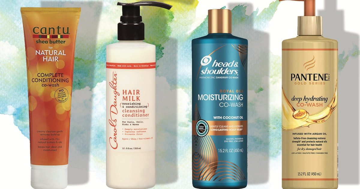 The Best Co-Wash For Curly Hair