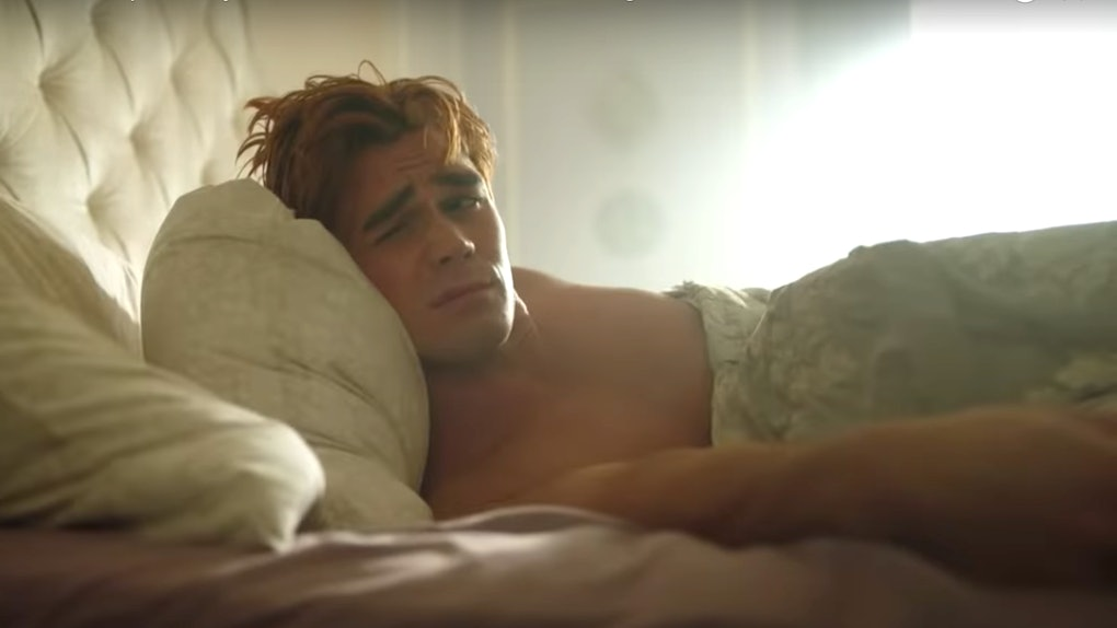 Archie waking up in the 'Riverdale' Season 4 Episode 2 promo trailer