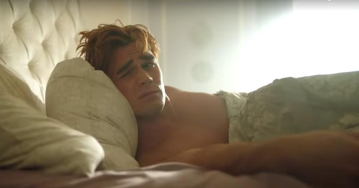 The 'Riverdale' Season 4 Episode 2 Promo Kicks Off Archie's Senior Year